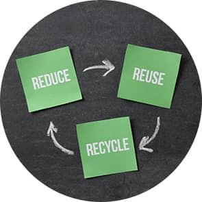 廃棄物処理のルールを遵守