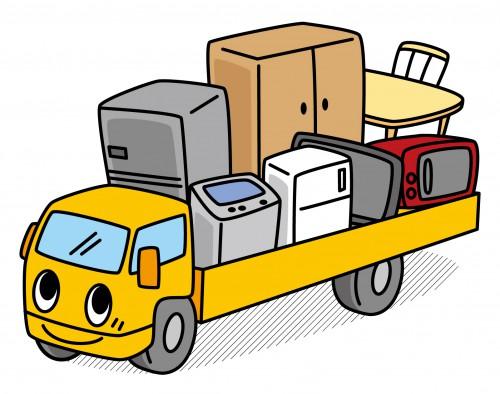 粗大ゴミ、不用品の分別、処分について 3