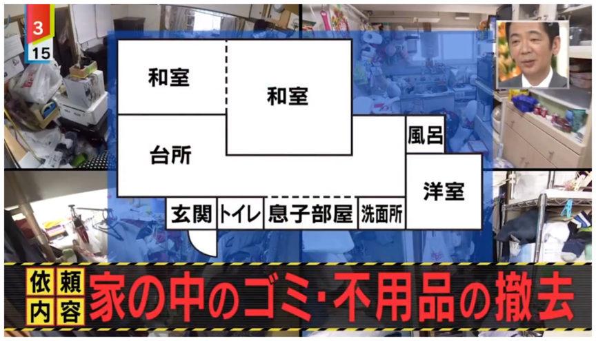 情報ライブ ミヤネ屋で紹介された映像
